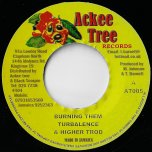 Burning Them / Real Rock Riddim - Turbulence And Higher Trod