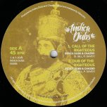 Call Of The Righteous / Dub Of The Righteous / Phaser Dub Mix / Raw Dub Mix - Indica Dubs And Chazbo