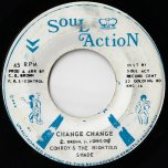 Change Change / Ver - Conroy And The Righteous Shades Aka The Play Boys