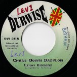 Chant Down Babylon / Chant Down Dub - Leroy Gibbons