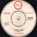 Cherry Home / See And Blind - Derrick Morgan