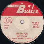 Chi Chi Run / Drum and Bass Ver - Big Youth