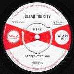 Clean The City / Long Walk Home - Lester Sterling / The Charmers