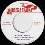 Collie Stuff / Collie Dub - The Chosen Few / Groovemaster All Stars