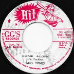 Come Along / Dub Part Two - The Maytones / GG All Stars