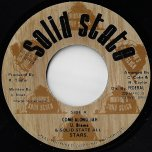 Come Along Jah / Jah Ver - U Brown And Solid State All Stars