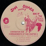 CORONATION DUB Commandments Of Dub Chapter 9 - Jah Shaka