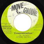 Concentration  / Ver Two - Dennis Brown
