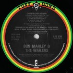 Confrontation - Bob Marley And The Wailers