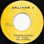 Consider Yourself / Part Two - Delroy Wilson