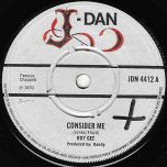 Consider Me / You Walked Away - Roy Gee
