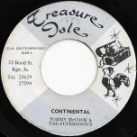 Youve Made Me Happy / Continental - Alton Ellis / Tommy McCook And The Supersonics