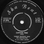 Cotton Tree / Punch You Down - Tommy McCook And The Skatalites / Joe White And Chuck Barry