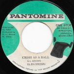 Crisp As A Ball / Dirty Harry - Glen Brown as Gods Children