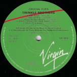 Crucial Cuts - Twinkle Brothers