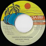 Curfew International / Ver - Gregory Isaacs