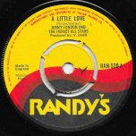 A Little Love / Ver - Jimmy London / Impact All Stars