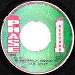Daily News / Daily Ver - Jah Berry / The Revolutionaries