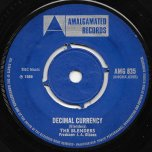 Mama Look Deh / Decimal Currency - The Pioneers / The Blenders