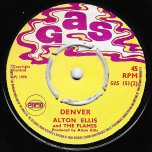 Suzie / Denver - Winston Jarrett / Alton Ellis And The Flames