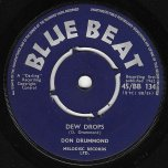 Dew Drops / Ill Be There - Don Drummond / Delano Stewart And BB Seaton with The Rhythm Aces
