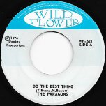 Do The Best Thing / Ver - The Paragons