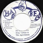 Do You Love Me / Do You Love Dub - Johnny Clarke / King Tubby And The Aggrovators