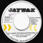 Do Good To Each And Everyone / Pt 2 - The Heptones