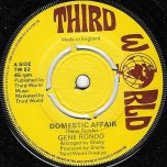 Domestic Affair / Ver - Gene Rondo