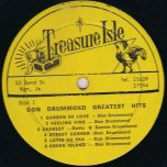 Don Drummond Greatest Hits - Don Drummond