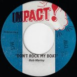 Sugar Sugar / Dont Rock My Boat - Bob Marley