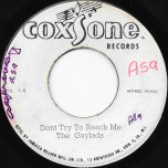 Don't Try To Reach Me / Why Did You Leave - The Gaylads / The Heptones