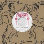 Dont Try To Use Me / Use Me Dub - Horace Andy / The Aggrovators