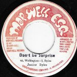 Dont Be Surprised / Surprise Special - Junior Byles