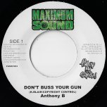 Dont Buss Your Gun / Train To Zion Dub - Anthony B
