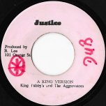 Dont You Cut Off Your Dreadlocks / A King Version - Linval Thompson / King Tubby And The Aggrovators
