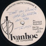 Dont You Worry / Stranger - Yabba Griffiths and The Traxx