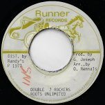 Double Seven Rockers / Dub - Roots Unlimited