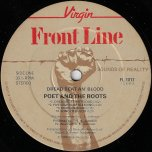 Dread Beat An' Blood - Poet And The Roots