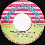 Dread Locks Power / Black Lash Dub - Carlton Patterson / King Tubby