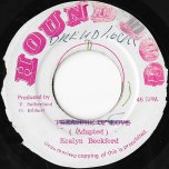 Dreadlocks Never Run Away / Dub - Keeling Beckford