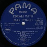 A Dream - Max Romeo