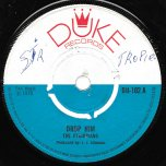 Drop Him / Version Drop - The Ethiopians / JJ All Stars