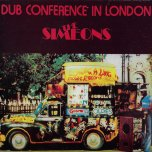 Dub Conference In London - The Simeons