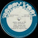 Earth Wind And Fire / Cool Shade Dub / Ras Menilik Congo - Paul Blackman / Rockers All Stars / Augustus Pablo