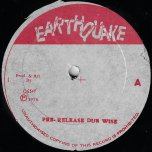 Earthquake Dub - Joe Gibbs And The Professionals