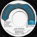 Easy Squeeze / Ire Little Filly - Jah Stones And The Righteous Flames