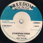 Ethiopian Kings / Ethiopian Dub - Rod Taylor / King Tubby And The Soul Syndicate