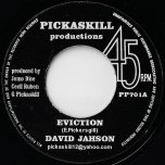 Eviction / Evicted Dub - David Jahson