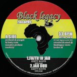 Faith In Jah / Jah Dub / Live And Let Live / Dub - Keety Roots